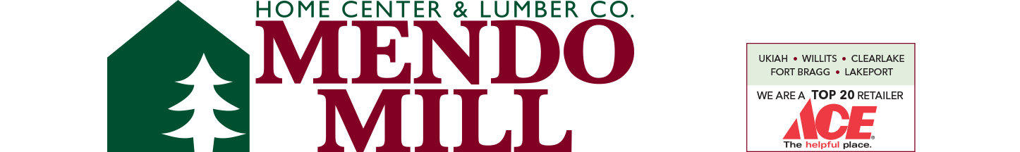 Mendo Mill & Lumber CO.